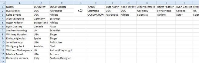 Excel #5b
