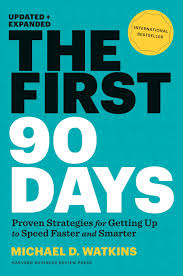 First 90 Days book Cover