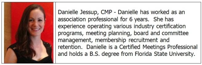 2016 Danielle Jessup